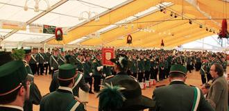 Schützenfest in Wewer
